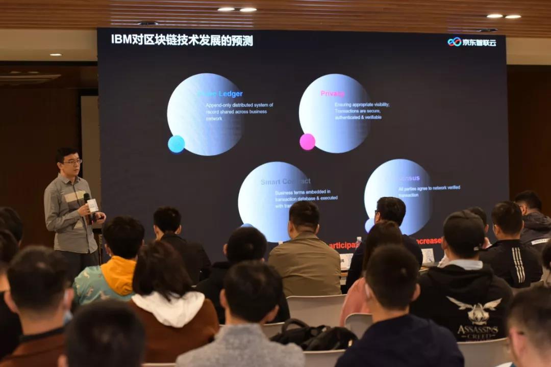 从技术到应用实践,揭秘京东区块链布局全景-犀牛云