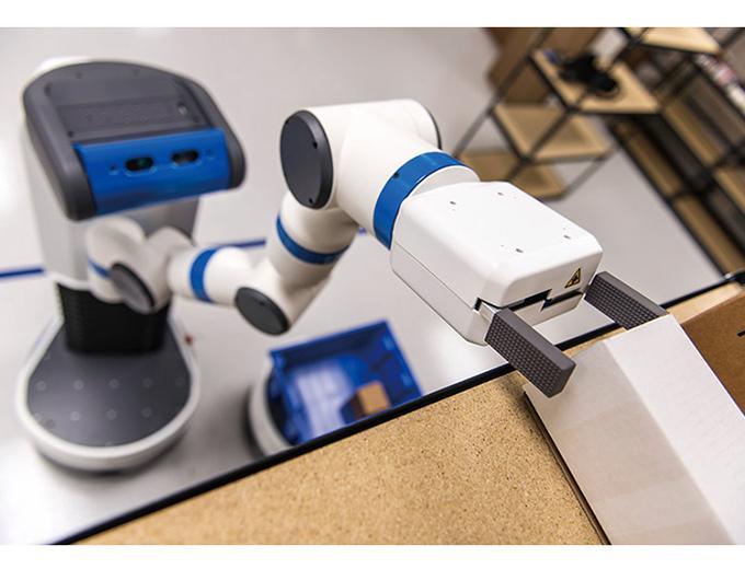 机器人智能抓取系统:目前几种主流的解决方案